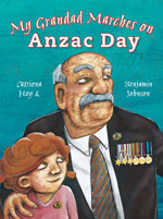 My Grandad Marches on ANZAC Day