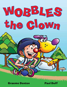 Wobbles the Clown
