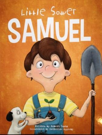 Little Sower Samuel Create a Kids' Book